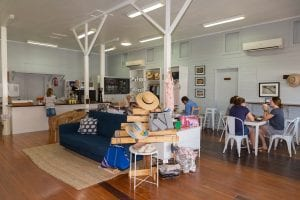 The Drawing Board Coffee Shop Blackall